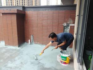 新房屋顶防水