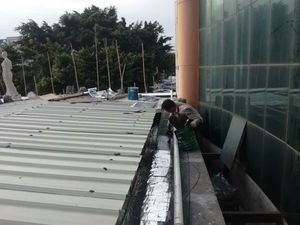 惠州楼棚防水
