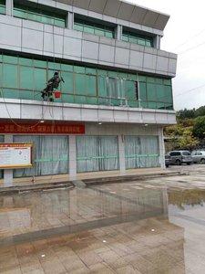 惠州高空清洗